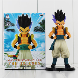 Anime Dragon Ball Gotenks PVC Action Figure Collectable Model Figure Toy for kids gift free shipping EMS