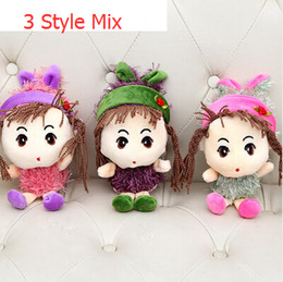 Wholesale cm Colors Stuffed Doll Mayfair Plush Toys Beautiful Dolls for Girls Best Gift For Kids