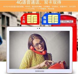 Ips tableta al por mayor en venta-Venta al por mayor-11.6 '' T980S 4G tablero de la tableta de la tableta de las PC de la tableta de la tableta de las PC de la tableta de la tableta 8