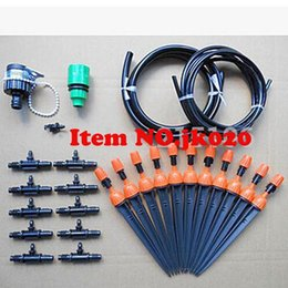 Wholesale Drip Tape For Irrigation Automatic Watering Water Kit With Mist Sprinkler And m quot Hose m quot Quick Coupler