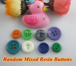 00pcs lot resin loose buttons mixed colors Assort garment buttons Garment accessories botoes Scrapbook M63626 accessories mobile phones p...