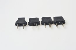 USA US To EU Plug Adapter Travel Charger Adaptador Converter Universal AC Power Electrical Plug Socket new arrival