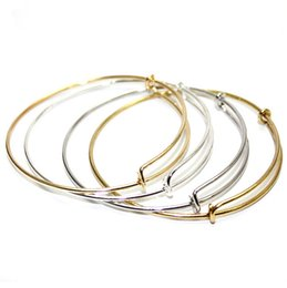 Wholesale 2016 Alex Ani golden sliver Charm color bracelets Bangle iron wire loop alex and ani bracelet adjustable bangle wristband gifts for girls
