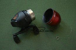 Crochets lests en Ligne-1.5m Combo pôle canne à pêche avec moulinet de pêche ligne Crochet Rig Set Sinker Bobber Starter Kit For Beginner Cadeau de Noël Enfants