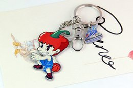 Wholesale Hot Sale Accessories Keychains Asian Basketball Championship doll