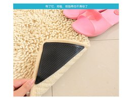 Wholesale Big Discount non slip mat gripper anti skid carpets mats ruggies rug grip grippers floor bath set of with the retail box