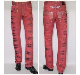 Robin jeans for men Skinny Biker mens Robin Denim Jeans Slim denim pants Casual Hip Hop Trousers