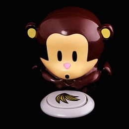 Wholesale New Monkey Nail Dryer Art Tips Quick Blow Polish Blower Manicure Tools Blowing Care Nail Creative Gifts Utility Drier