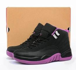 online shopping 2016 New Arrival Air GS Hyper Violet Retro Mens basketball shoes Black Metallic Gold Star Hyper V men top quality sneakers