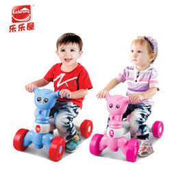 Wholesale New Arrival Baby Toddler Children Bicycle Cart Children Years Old Baby Stroller Ride On Infant Toys Bike Kids