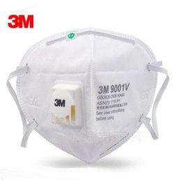 Wholesale 9001V M anti dust protective respirator folding protection mask PM2 hanging ear type