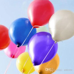 Wholesale Best Sales quot Latex Helium Inflable Thickening Pearl Wedding Party Birthday decoration Balloon Cx43 in a With SAME colors