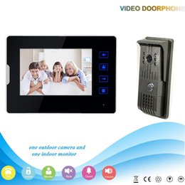 Wholesale XSL V70T2 F V1 XSL Manufacturer Hot Sale Inch Touch Key Video Door Phone and Intercom System For Apartments Home Security