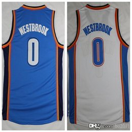 Wholesale Russell Westbrook Kids Youth Jersey New Material Rev Basketball jersey Best quality Embroidery Logos Size S XL Mix Order