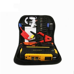 Wholesale New mAh Car jump starter Great discharge rate Diesel Auto power bank for car Motor vehicle booster start jumper battery