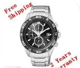 Wholesale NEW CA0030 ECO DRIVE SUPER TITANIUM CHRONOGRAPH SAPPHIRE SPORTS WATCH CA0030 E men s watch