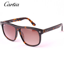 Wholesale Carfia outdoor sport sunglasses men sunglasses women brand designer sunglasses plank frame product freeshipping