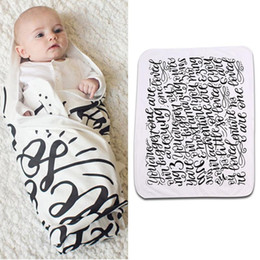 Wholesale 2016 pieces Toddler Kids Newborn Baby Blanket Swaddle Sleeping Bag Sleepsack Stroller Wrap