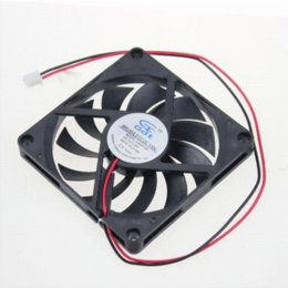 Wholesale 2pcs GDT DC volt pin Axial Flow Fan mm cm Cooler Fans amp Cooling Cheap Fans amp Cooling
