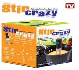 Wholesale Stir Crazy Triangle Whisk Shake Blender Speeds Cordless Stick Blender mixer Automatic Hands Free Kitchen Utensil Auto Stirrer Blen yl