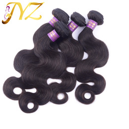 Wholesale Big Sale Top Selling Queen Hair body wav brazilian hair weaves Dyeable Unprocessed Virgin Human Hair Extensions or A