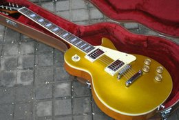 Custom 1957 VOS Gold Top Electric Guitar Free Shipping