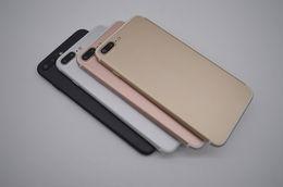 Wholesale Newest Goophone i7 Plus real G LTE Fingerprint MTK6753 Bit Octa Core v6 smartphone android quad GB
