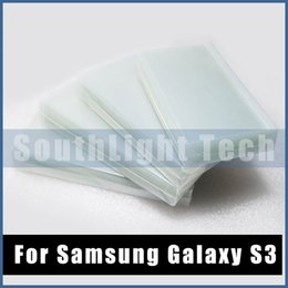 100% Original OCA Film From Mitsubishi For Samsung Galaxy S3 i747 t999 i9300 Double-sided Optical Clear Adhesive Sticker 250um OCA Glue
