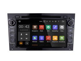 Wholesale 7 Quad Core Android Car DVD Player For Opel Astra Zafira Vectra Antara Meriva Corsa With GPS
