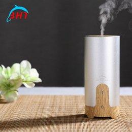 Wholesale 2016 Fashion Mini Auto Car Fresh Air Ionic Air Purifier Air Cleaner USB Air Humidifier Mist Maker Remove Smoke Clean
