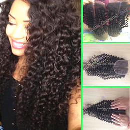 4x4 hair products Brazilian deep curly lace closure ,4x4 virgin brazilian curly lace top closure