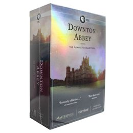 Wholesale Downton Abbey Complete full Collection Disc Set US Version DVD Boxset New kg