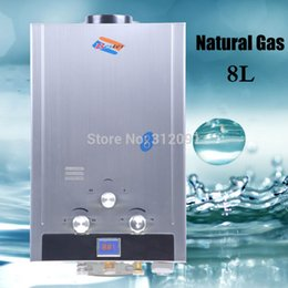 Wholesale USA Local Shipping L TANKLESS INSTANT WATER HEATER Natural Gas STAINLESS Bolier