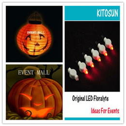 Company Party Super Bright LED Paper Lantern Light for Swimming Pool Party light Tree Light 10Pieces Lot Free Shipping