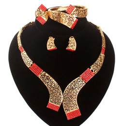 6 colors Jewelry sets indian jewelry Earrings african jewelry set necklace statement necklace earrings for women Exclusive sales