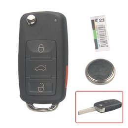 Wholesale YH MHZ Button Remote Key for VW Touareg