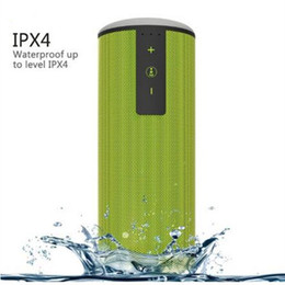 Wholesale Outdoor Waterproof Bluetooth V4 Stereo Speaker with DSP Noise Reduction Built in W Dual X Bass Driver