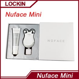 Wholesale Nuface Face massager Nuface mini Face care facial toning device beauty electric roller Multi Functional Beauty Equipment vs PMD nuface gold