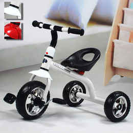 Wholesale Hot Sales New Baby Kids Bike Training Bicycle Trike Toddler Wheel Tricycle Ride On Toy Suitable for Year Old JN0050 smileseller