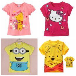 Kids clothes boy summer t shirt printing Shirts baby boys girls Printed tshirts Casual Shirts Fashion girls tops Children t shirts Clothing