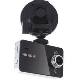 """Cámaras de lentes de porcelana en Línea-Car DVR Grabadora K6000 w / Retail Box HD Full Cameras Cámara 2.4 """"1080P Vehículo Negro caja DVR noche versión Gran angular Lente Dvrs"""
