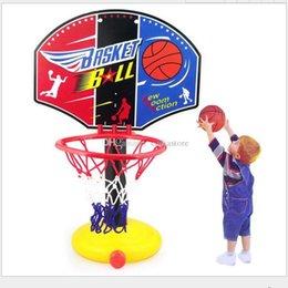 Wholesale Children Mini Basketball Portable Outdoor Adjustable Sport Hoop Play Set MS A00074 BARD