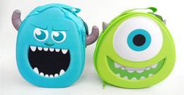 Wholesale Unisex European American Style Monsters University Popeyes Handbags Cartoon Lunch Bag Camera Bag Cosmetic Bags Cases Portable Storage Bag