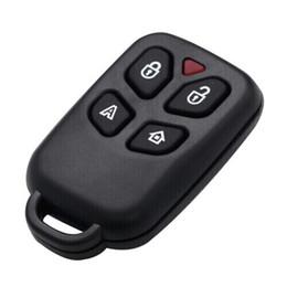 XQCarRepair 4 button Car Alarm Remote control for Brazil old Positron Car Alarm Remote key with HCS300 chip BX026A