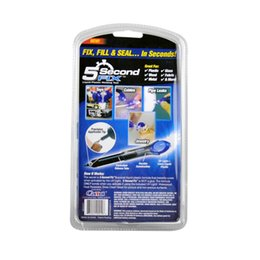 Wholesale 5 Second Fix Fill Seal In Seconds Repair Tool All purpose Adhesive Glue ABS PVC GLUE UV Ligtht Universal Liquid Plastic Welding Compound
