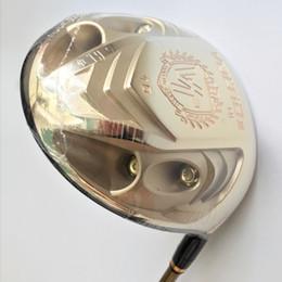 New Golf Clubs KATANA VOLTIO HI III Golf driver 9 10 loft Graphite Golf shaft and headcover driver clubs Free shipping