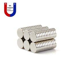 Wholesale 100pcs mm x mm Super strong magnet D10x2mm magnets x2 permanent magnet x2mm rare eart h mmx2mm magnet