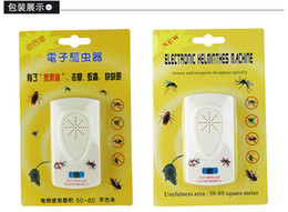 Wholesale Electronic Helminthes Machine Repellent Mosquitoes Pest Bug scare Hour Protection Usefulness Area square meters