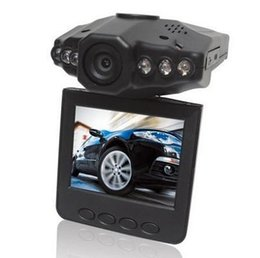Wholesale Car DVR Camera H198 Inch Screen IR LED Night Vision Vehicle DVRS Camcorder Video Recorder Dash Cam Promotion Price