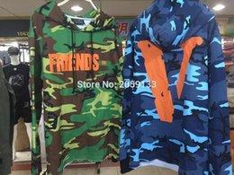 Wholesale Top new streetwear citi trends kpop clothes harajuku urban clothing hoodies men camo box logo vlone friends hoodie asap hip hop
